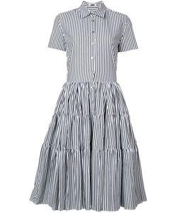 JOURDEN | Striped Shirt Dress 40