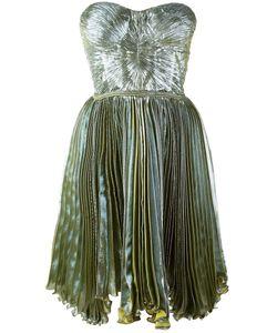 Maria Lucia Hohan | Loliambrosia Pleated Bandeau Dress 38