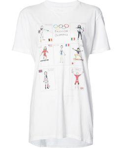 Unfortunate Portrait | Fashion Olympics T-Shirt Small Cotton