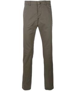 Lardini | Classic Chinos 50 Cotton/Polyester/Spandex/Elastane