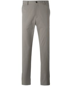 Theory | Straight-Leg Stretch Trousers 38