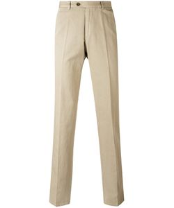 Loro Piana | Straight Pleated Trousers