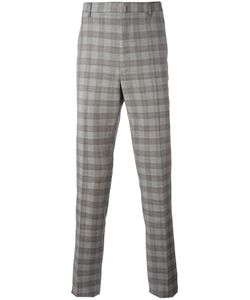 Lanvin | Checked Trousers Size 50