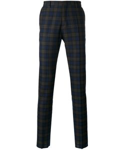 Paul Smith | Checked Tapered Trousers Size 34