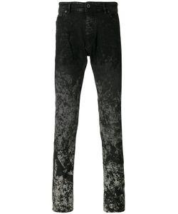 Diesel Black Gold | Marble Leg Skinny Jeans