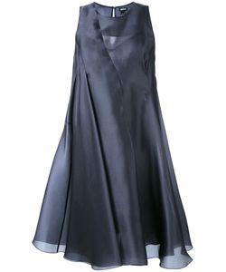 Jil Sander Navy   Flared Swing Dress Size 40