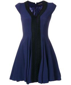 Plein Sud | Приталенное Платье С V-Образным Вырезом