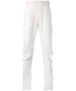 Lost & Found Ria Dunn | Pleat Seam Tapered Trousers