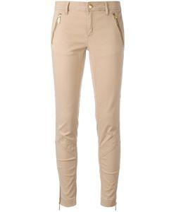 Michael Michael Kors | Skinny Trousers 10 Spandex/Elastane/Cotton