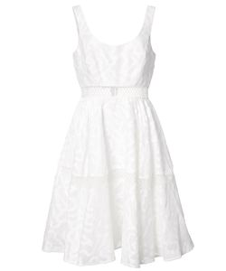 Zac Zac Posen | Janet Fla Crochet Dress 8