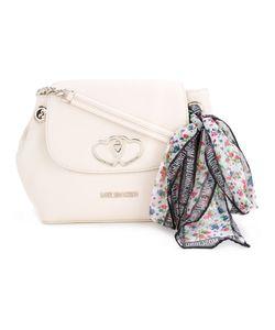 Love Moschino   Scarf Cross Body Bag