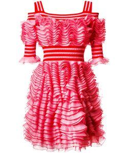 Alexander McQueen | Платье С Рюшами