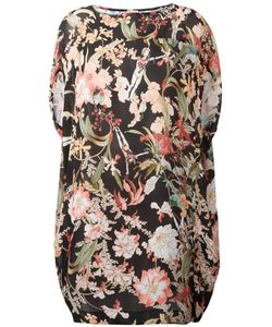 I'm Isola Marras | Print Drawstring Dress 42