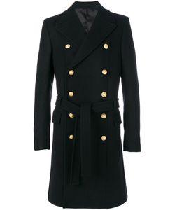 Balmain | Пальто С Декоративными Пуговицами
