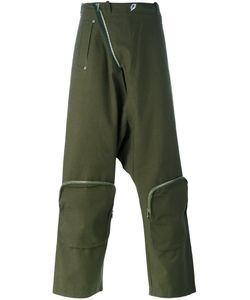 WALTER VAN BEIRENDONCK VINTAGE   Cargo Trousers
