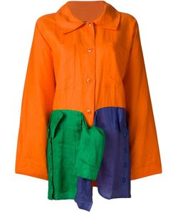 JC DE CASTELBAJAC VINTAGE | Oversized Light Coat