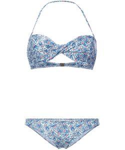 THORSUN | Printed Halterneck Bikini