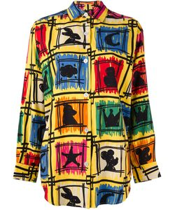 JC DE CASTELBAJAC VINTAGE | Printed Shirt