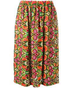 COMME DES GARCONS COMME DES GARCONS | Comme Des Garçons Comme Des Garçons Print Skirt Size