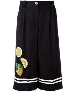 Dolce & Gabbana | Fruit Embellished Culottes Size 40