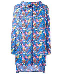 Ultràchic | Kite Patterned Shirt 44 Cotton/Spandex/Elastane
