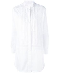 Burberry | Lace-Trimmed Shirt Dress Size 8