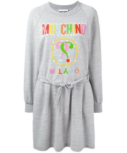 Moschino | Logo Sweatshirt Dress