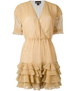 Just Cavalli | Ruffled Hem Dress 42 Polyester/
