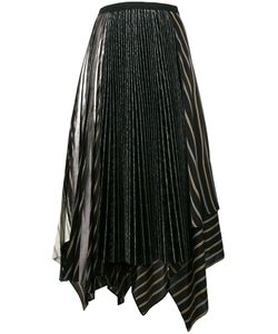 Antonio Marras | Asymmetric Pleat Skirt