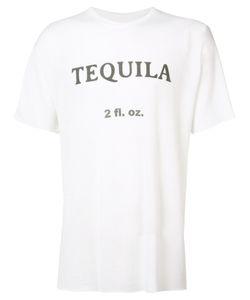 The Elder Statesman | Футболка С Принтом Tequila