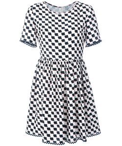 Kenzo | Geometric Print Dress 38