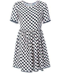 Kenzo | Geometric Print Dress 38