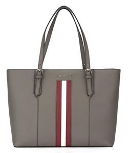Bally | Stripe Detail Tote Leather