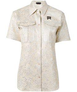 Rochas   Letter Shirt 40