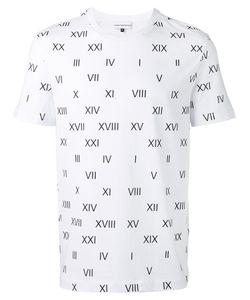 GOSHA RUBCHINSKIY | Date T-Shirt Small Cotton