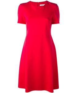 Harris Wharf London | Shortsleeved Flared Dress