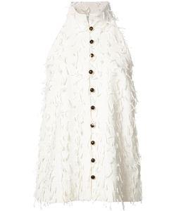 NOVIS | Sleeveless Shirt 6 Silk/Cotton