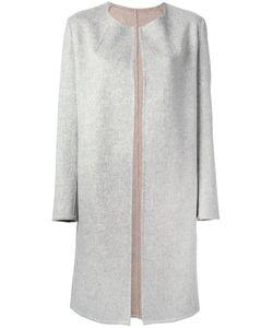 Liska | Пальто С Круглым Вырезом