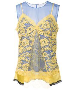 Altuzarra   Sonora Blouse 38 Polyester/Silk/Polyamide/Cotton
