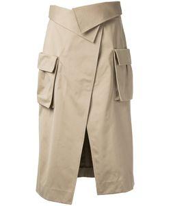 Monse | Front Split Skirt 4