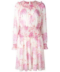 GIAMBA | Printed Dress Size 40