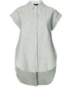 Rag & Bone | Button-Top Blouse Xs Cotton/Linen/Flax/Polyester