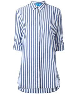 Mih Jeans | Oversized Striped Shirt Xs Cotton