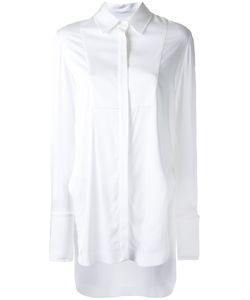 MANNING CARTELL   Tuxedo Style Shirt 8 Spandex/Elastane/Viscose
