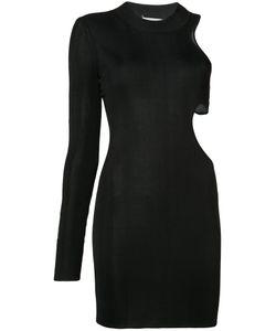 BEAU SOUCI | Приталенное Платье С Резным Дизайном