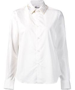 Comme Des Garçons Noir Kei Ninomiya | Рубашка С Заклепками На Воротнике