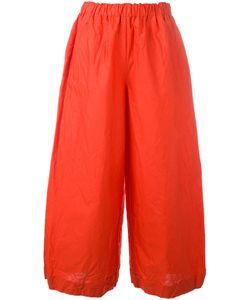 DANIELA GREGIS | Fla Trousers Cotton