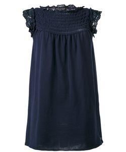 Twin-set | Lace Trim Top Size 40
