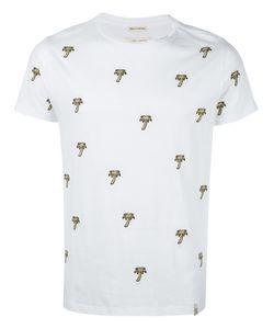 Marc Jacobs | Palm Tree Shirt Small Cotton