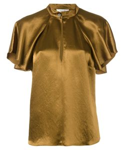 Lanvin | Short-Sleeved Blouse 40